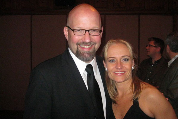 Christina Connors and Scott Coulter